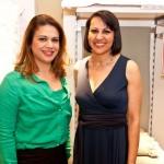 Adriana Martins e Magali Magalhães