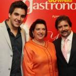 Angelo e Fatima Salton, Norberto Busto