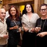 Antonio Espinosa, Rosana Espinosa, Marilei Franco, Joana Belluzzo