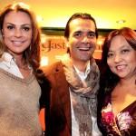 Carol Steig, Fabio Arruda, Nancy Saeki