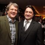 Marcelo Sampaio e Renato Misuk