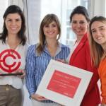 Patricia Rocha, Rosana Andrade, Cristina Rocha e Ana Carolina Maranhão