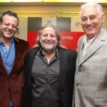 Paulo Zegaib, Roberto Ravioli, Fuad Zegaib
