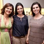 Sandra Leise, Cristina Rocha e Patricia Rocha