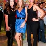 Mara, Gigi Monteito e Carol Steig