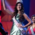 A despedida do reinado da Miss SP 2011, Marília Rafaela Butarelli