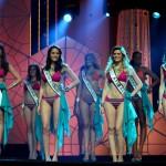 As candidatas vestindo biquíni da Poko Pano