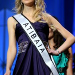 A 3ª colocada, Miss Atibaia, Milena Xeder