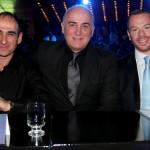 Também jurados, o estilista Amir Slama, o mago dos sapatos Fernando Pires e Arley Aires, da SP Turis