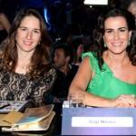 No júri: Ana Beatriz Figueiredo (piloto de Fórmula Indy) e Gigi Neves (diretora de relacionamento do Shopping Iguatemi)
