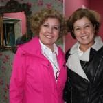 Carmen e Thelma Pezzuol