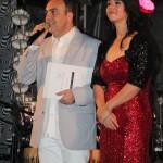 Gil Fuentes e Vanessa Góes