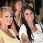 Vivi e Leila Santos