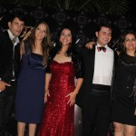 Dada Rocha, Flávia Carnovalle de Lima, Vanessa Góes, Rodrigo Costa e Lea Reis