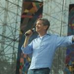 Serginho Groisman apresentou o Festival