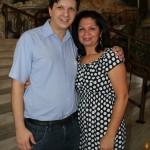 Douglas de Matteu e Eudite Dias