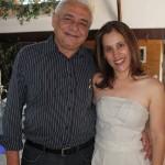 Carlos Alberto Alves e Márcia Inácio