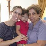 Camila Moares Renzi, Manuela e Sonia Moraes Silva