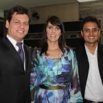 Alexsandro Gonçalves, Maristela Chies, Humberto Biancardi
