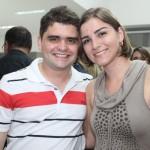 Alan Sales e Vanessa Mazali