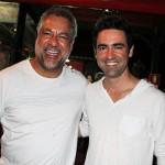 Walmir Pinto e Mateus Sartori