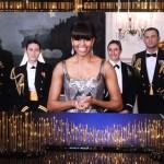 Michelle Obama anunciou o prêmio de Melhor Filme