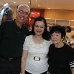 Marcos dos Santos Jorge, Cláudia Zapille Jorge e Odneia Zapille