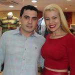 Leonardo Silva Santos e Aline Oliveira