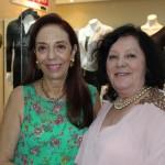 Silene da Cunha Pinto e Lela Brandão