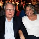 O deputado estadual Estevam Galvão e a vice-perefeita de Suzano Viviane Galvão