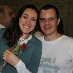 Cinthia Aidar e Osmar Navarro Jr.