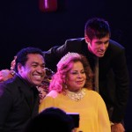 Sebah Vieira divide a cena com Angela e Neymar