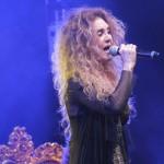 Wanderlea foi uma das primeiras a homenagear a cantora
