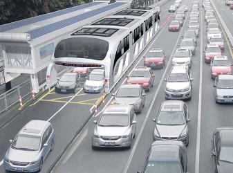 Solução para o transporte público