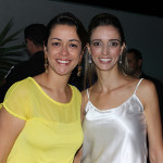 Geise Aline da Silva e Giseli Neves