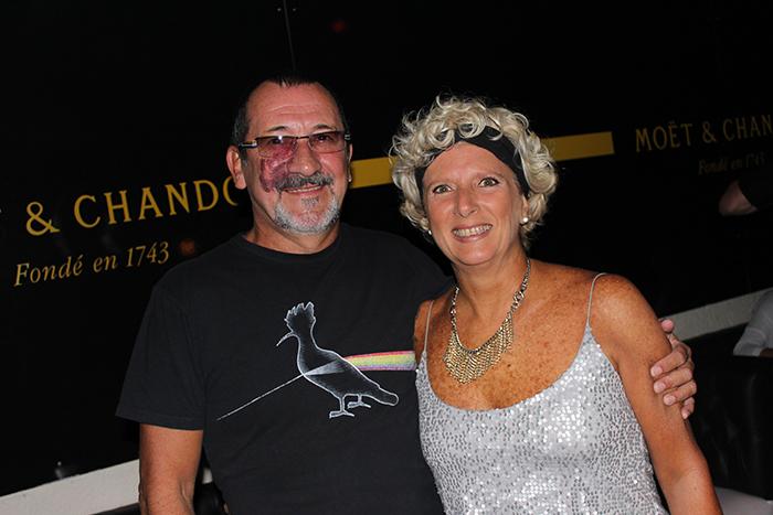Marcos Martin e Adelaide Gomes