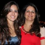 Leila Reis e Léa Souza Reis