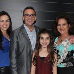 Mayara, Gil, Lygia e Vera Fuentes