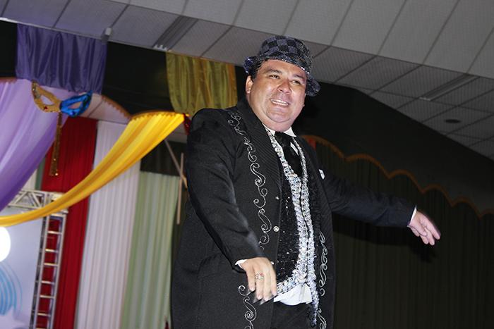 Marcos Evaristo