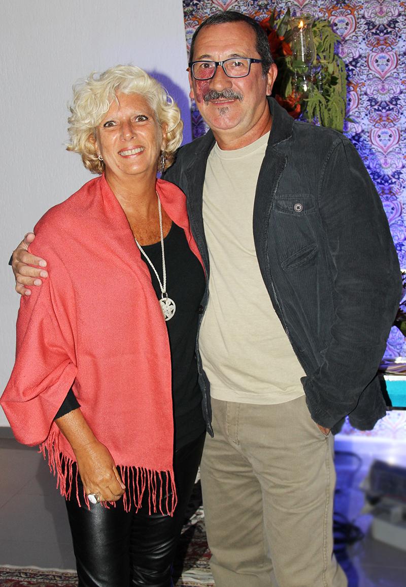 Adelaide Gomes e Marcos Martin
