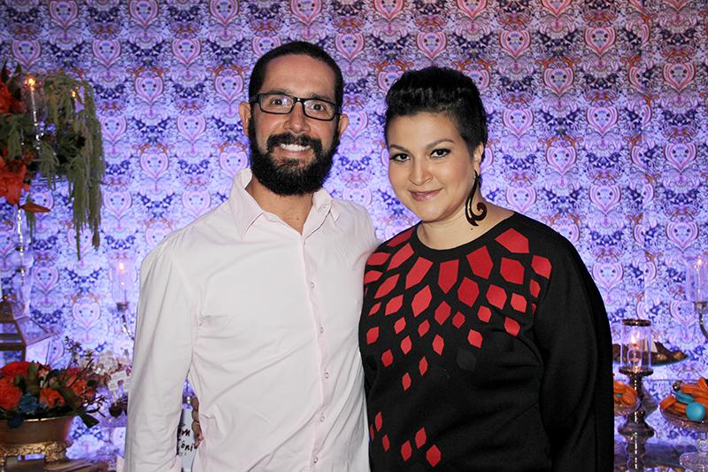 Rodolfo Nascimento e Dani Manna