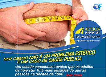 AcquaFitt-Obesidade