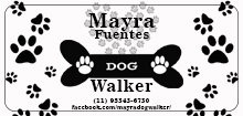 Mayra Dog Walker