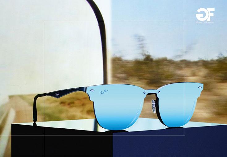 214e7bd42 Acessórios indispensáveis para o dia a dia, novos modelos de óculos de sol  da grife Ray-Ban, em seis diferentes linhas. As novidades são das coleções:  ...